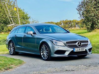 used Mercedes CLS220 CLSBlueTEC AMG Line 5dr 7G-Tronic