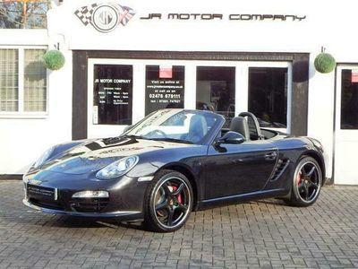 used Porsche Boxster 3.4 987 S 2dr