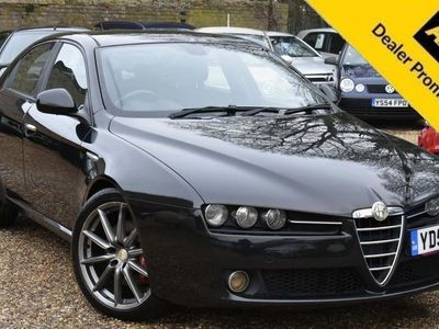 used Alfa Romeo 159 1.9 JTDM Limited Edition 4dr