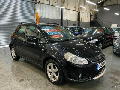 used Suzuki SX4 1.5 GLX 5dr - ONLY 81,000 MILES - 2 OWNERS - 2 x KEYS -