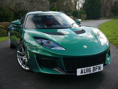 used Lotus Evora 400 - Hethel Edition 2016
