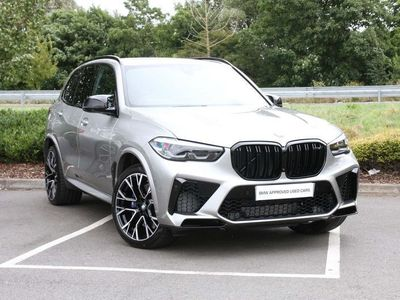 used BMW X5 M X5MCompetition 4.4 5dr