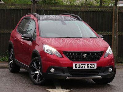 used Peugeot 2008 1.2 Puretech 110 Gt Line 5Dr Eat6