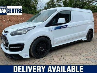 used Ford Transit Connect 240 RS SPORT LWB 140 BHP