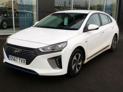 used Hyundai Ioniq 1.6 GDi Hybrid Premium DCT 5dr