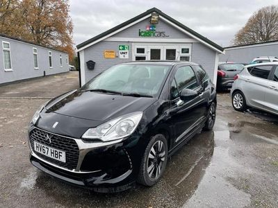 used DS Automobiles DS3 1.2 PureTech Chic Hatchback 3dr Petrol (82 ps)