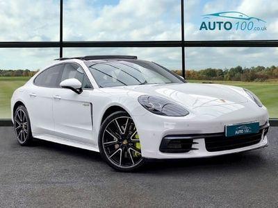 used Porsche Panamera 4 (U26710)