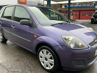 used Ford Fiesta 1.4 TDCi Style 5dr [Climate]