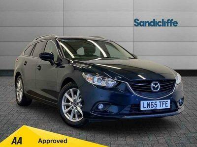 used Mazda 5 6 2.2d SE-L Navdoor Automatic Estate