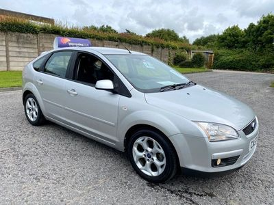 used Ford Focus 1.6 Style 5dr