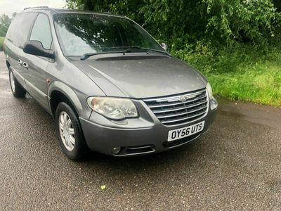 used Chrysler Grand Voyager 3.3 Limited XS 5dr
