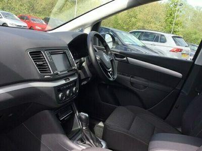 used VW Sharan 2.0 TDI SCR SE NAV 150PS DSG * Climate Control + Parking Sensors + Sat Nav *