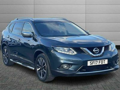 used Nissan X-Trail 1.6dCi N-Vision