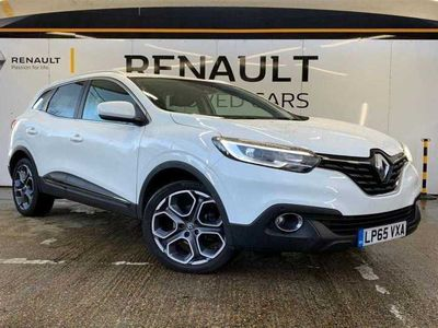used Renault Kadjar 1.2 TCe Dynamique S Nav SUV 5dr Petrol (s/s) (130 ps)