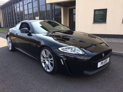 used Jaguar XKR S 575BHP 2011 37K FDSH