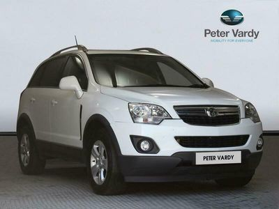 used Vauxhall Antara 2.2 CDTi Diamond 5dr [Start Stop]