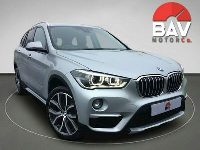 used BMW X1 Series 2.0 20d xLine SUV 5dr Diesel Auto xDrive (s/s) (190 ps)