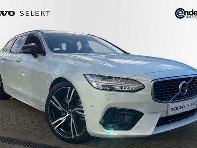 used Volvo V90 T6 AWD R-Design Plus Automatic null estate