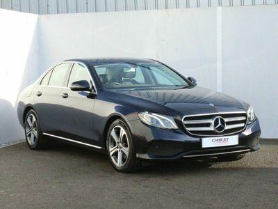 used Mercedes E220 E ClassSE 4dr 9G-Tronic 2.0