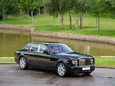 used Rolls Royce Phantom Saloon 6.8 4dr