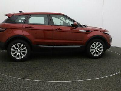 used Land Rover Range Rover evoque TD4 SE for sale   Big Motoring World