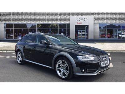 used Audi A4 Allroad 2.0 TDI 190 Quattro Sport 5dr [Nav] Diesel Estate