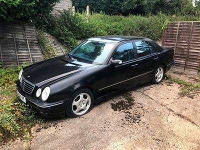 used Mercedes E320 E ClassCDi Avantgarde 4dr Tip Auto