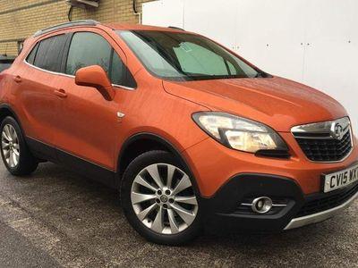 used Vauxhall Mokka 1.6I Se 5Dr