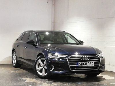 used Audi A6 40 TDI Sport 5dr S Tronic Auto