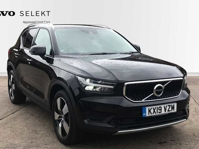 used Volvo XC40 2.0 D3 Momentum 5Dr