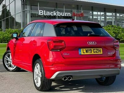 used Audi Q2 S line 35 TFSI 150 PS 6-speed
