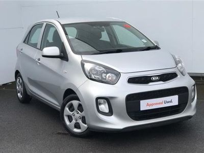 used Kia Picanto HATCHBACK 1.0 65 1 Air 5dr