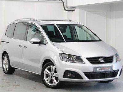 used Seat Alhambra 2.0 TDI SE Lux (150PS) DSG 5-Door MPV 5dr