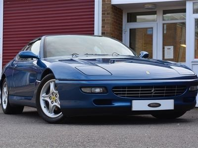 used Ferrari 456 GTA MANUAL