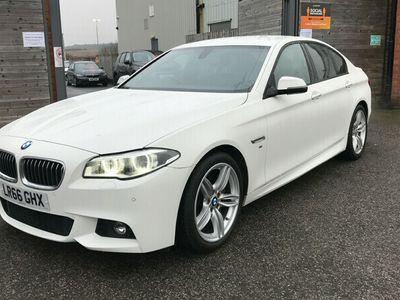 used BMW 525 5 Series d M Sport