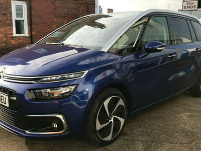 used Citroën Grand C4 Picasso 2.0 BlueHDi Flair [7 Seats]