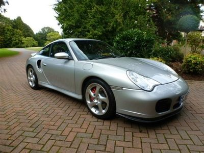 used Porsche 911 Turbo X50