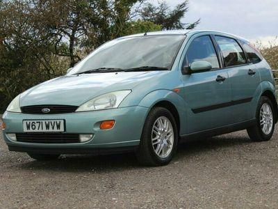used Ford Focus (W) 1.8 GHIA 5d 113 BHP 5-Door CALL NICK ON 024