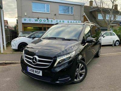 used Mercedes V250 V Class 2.2CDi BlueTEC Sport G-Tronic+ XLWB EU6 (s/s) 5dr 8 Seat XLWB Auto