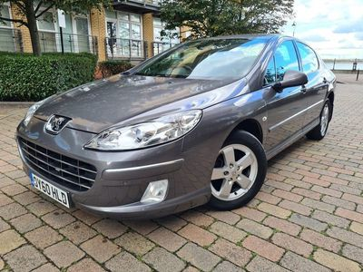 used Peugeot 407 2.0 HDi FAP Sport 4dr