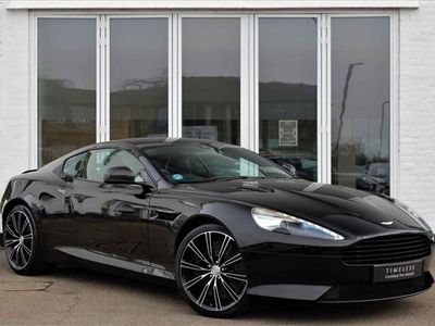 used Aston Martin DB9 V12 2dr Touchtronic Auto Coupe 2014