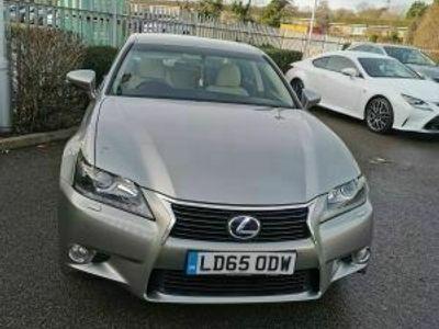 used Lexus GS300 2.5 h V6 Luxury E-CVT 4dr