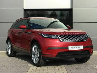 used Land Rover Range Rover Velar D240 HSE 2.0 5dr
