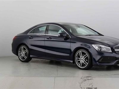 used Mercedes 180 CLA ClassAMG Line Edition 4dr