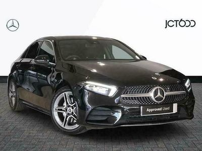 used Mercedes A220 A ClassAMG Line 4dr Auto 2.0
