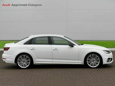 used Audi A4 35 TFSI S Line 4dr, 2019 (69)