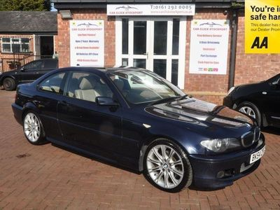 used BMW 228 3 SERIES 3.0 330CI SPORT 2dBHP