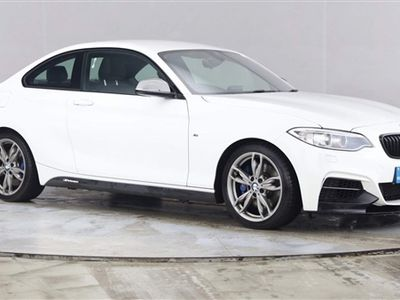 used BMW M240 2 Series 3.0(s/s) 2dr
