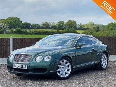 used Bentley Continental GT GT