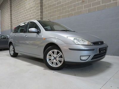 used Ford Focus 1.6 i 16v Ghia 5dr